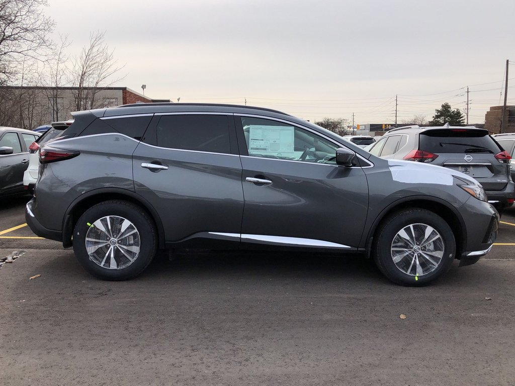 2019 Nissan Murano S FWD CVT in Mississauga, Ontario - 4 - w1024h768px