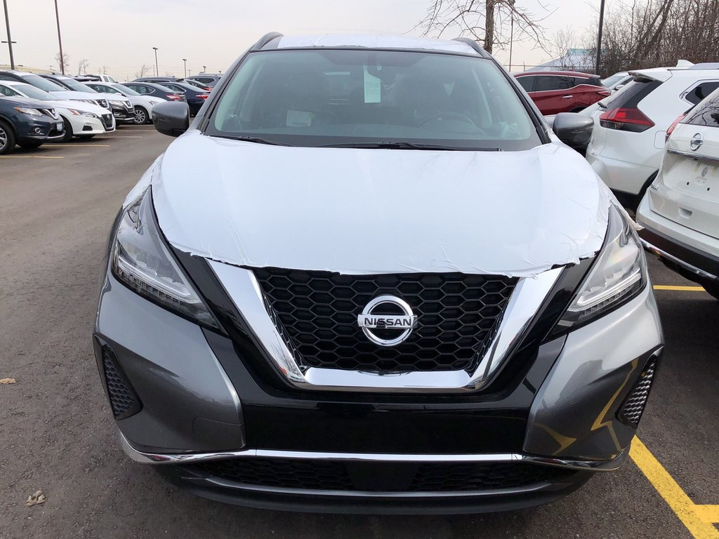 2019 Nissan Murano S FWD CVT in Mississauga, Ontario - 2 - w1024h768px