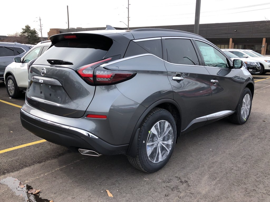 2019 Nissan Murano S FWD CVT in Mississauga, Ontario - 5 - w1024h768px