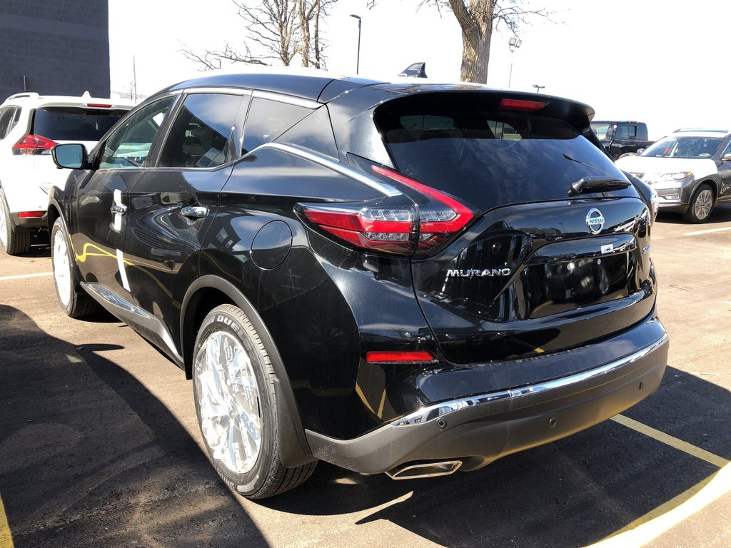 2019 Nissan Murano SL AWD CVT in Mississauga, Ontario - 4 - w1024h768px