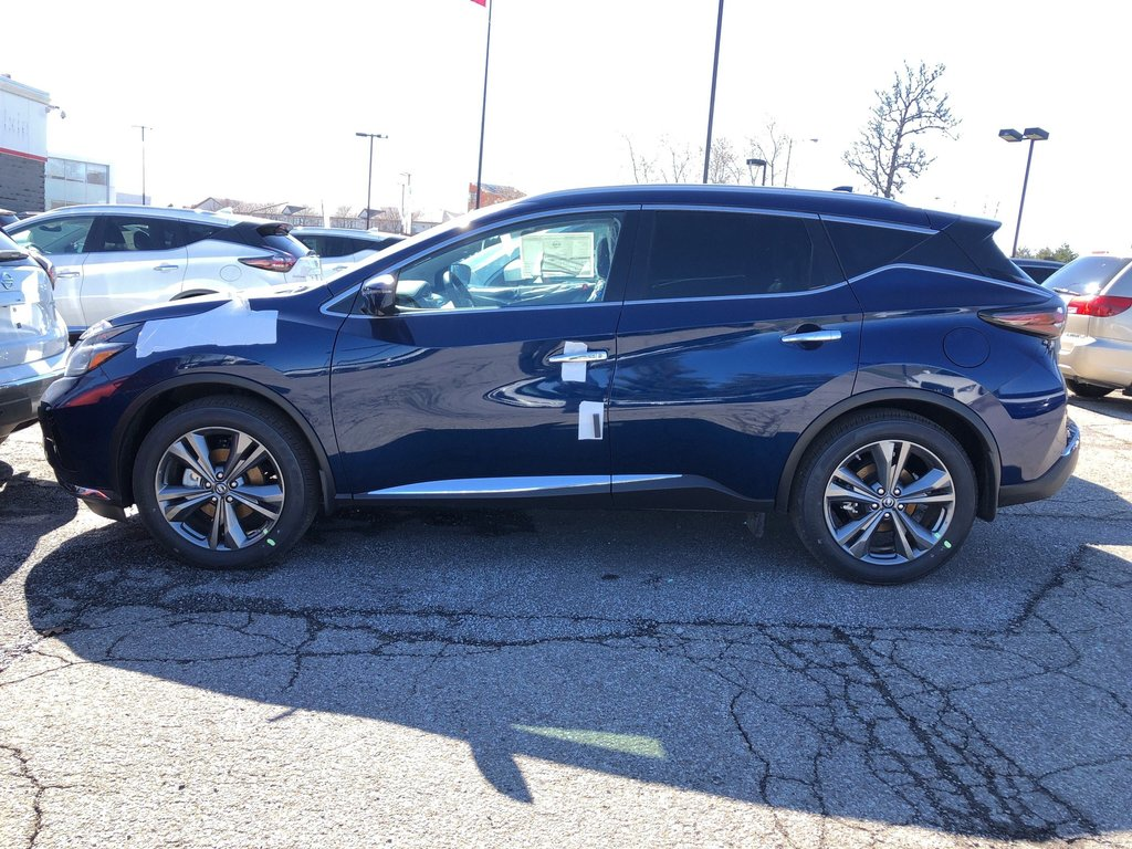 2019 Nissan Murano Platinum AWD CVT in Mississauga, Ontario - 2 - w1024h768px