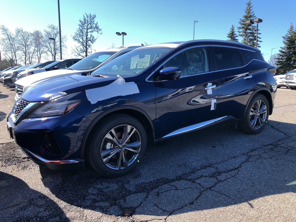 2019 Nissan Murano Platinum AWD CVT in Mississauga, Ontario - 1 - w1024h768px