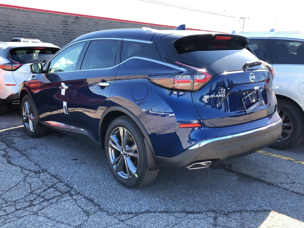 2019 Nissan Murano Platinum AWD CVT in Mississauga, Ontario - 3 - w1024h768px