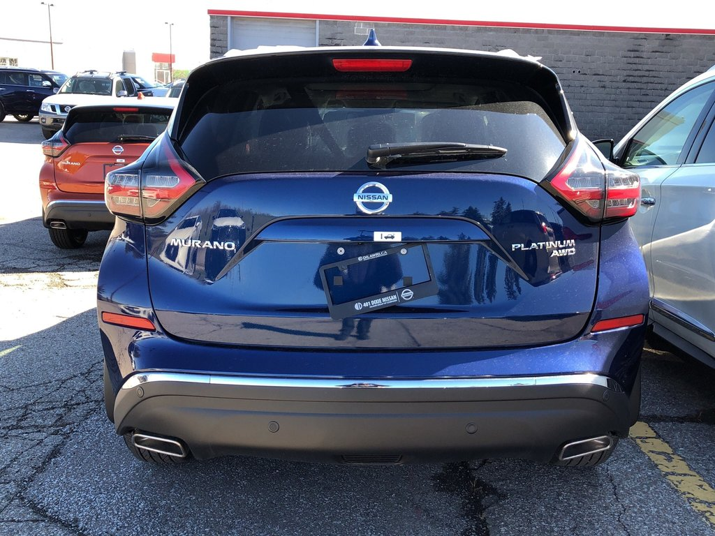 2019 Nissan Murano Platinum AWD CVT in Mississauga, Ontario - 4 - w1024h768px