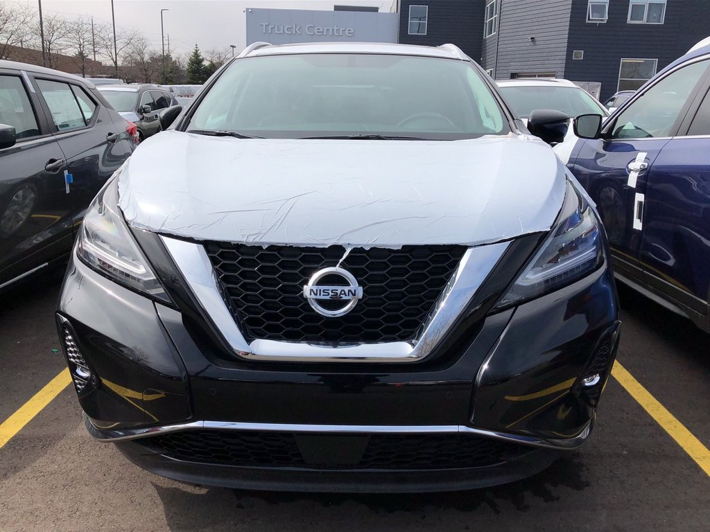 2019 Nissan Murano SL AWD CVT in Mississauga, Ontario - 3 - w1024h768px