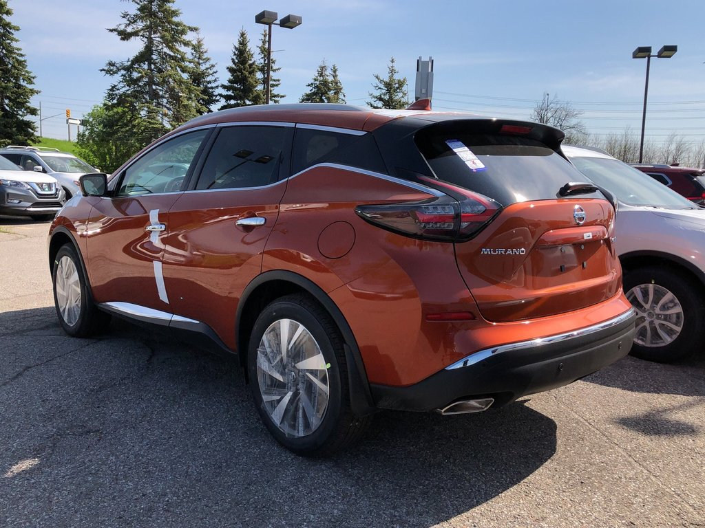 2019 Nissan Murano SL AWD CVT in Mississauga, Ontario - 5 - w1024h768px