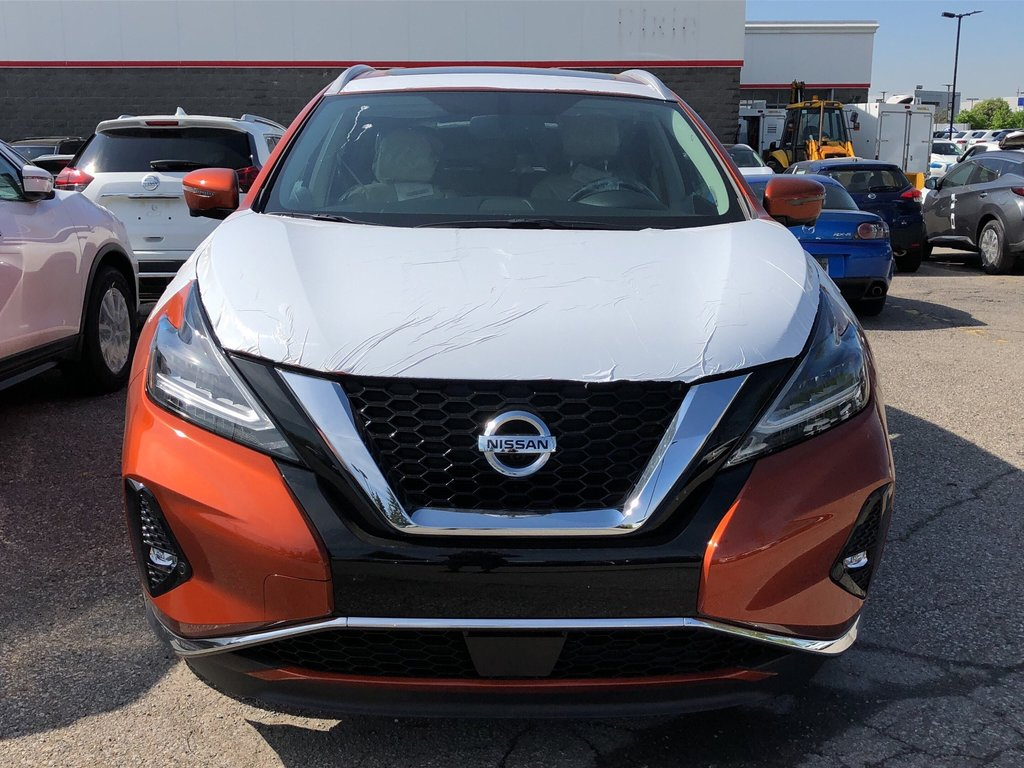 2019 Nissan Murano SL AWD CVT in Mississauga, Ontario - 2 - w1024h768px
