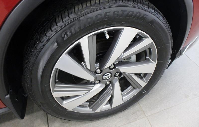 2019 Nissan Murano SL AWD CVT in Regina, Saskatchewan - 18 - w1024h768px