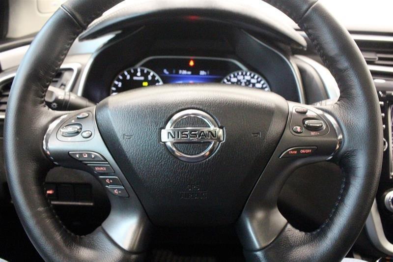 2019 Nissan Murano SL AWD CVT in Regina, Saskatchewan - 6 - w1024h768px