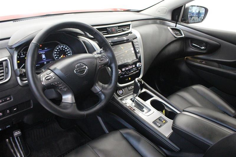 2019 Nissan Murano SL AWD CVT in Regina, Saskatchewan - 9 - w1024h768px