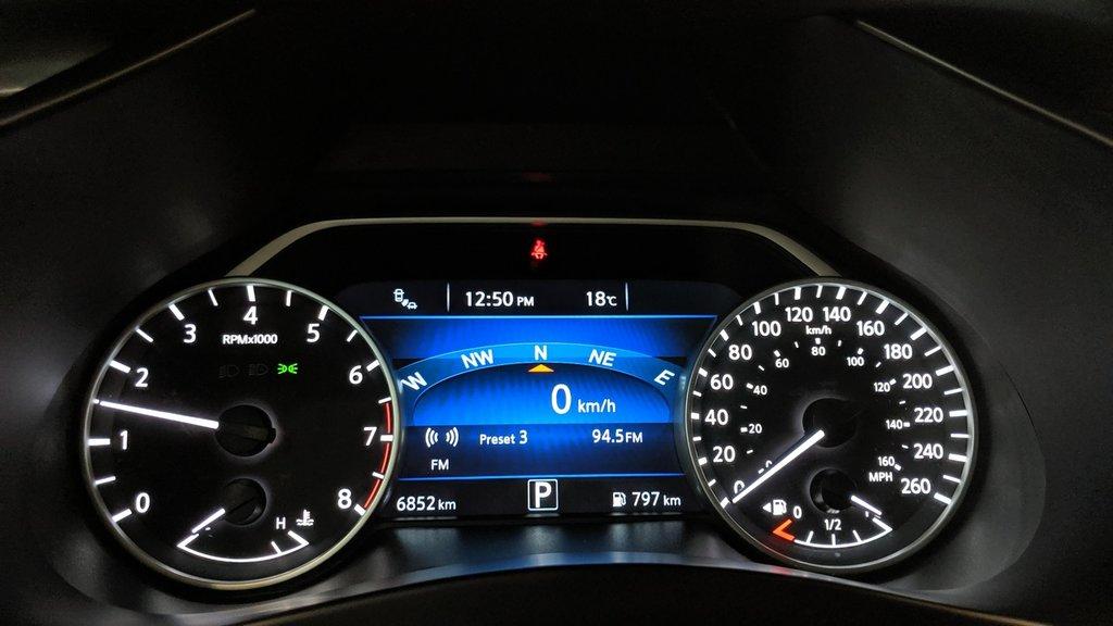 2019 Nissan Murano SL AWD CVT in Regina, Saskatchewan - 2 - w1024h768px