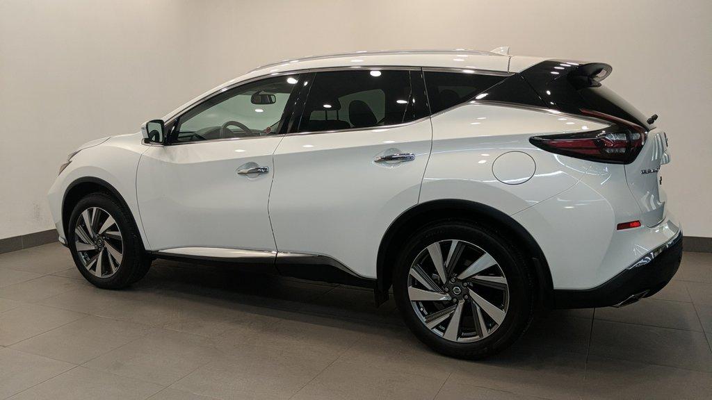 2019 Nissan Murano SL AWD CVT in Regina, Saskatchewan - 23 - w1024h768px
