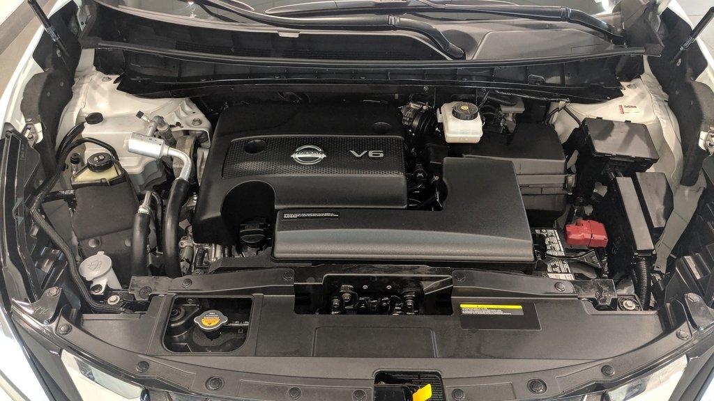 2019 Nissan Murano SL AWD CVT in Regina, Saskatchewan - 21 - w1024h768px
