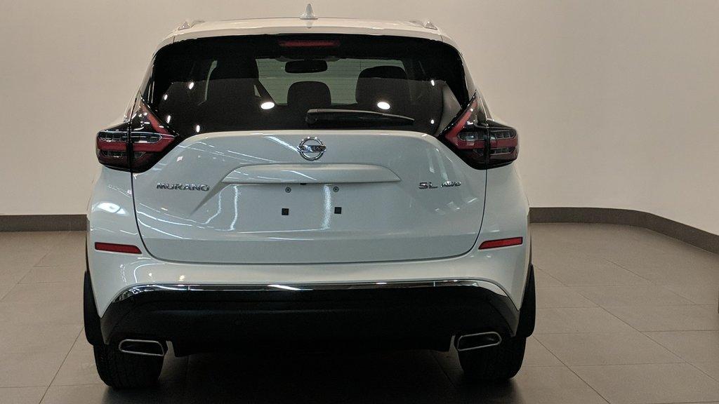 2019 Nissan Murano SL AWD CVT in Regina, Saskatchewan - 24 - w1024h768px