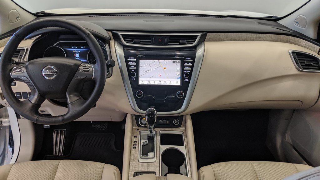 2019 Nissan Murano SL AWD CVT in Regina, Saskatchewan - 16 - w1024h768px