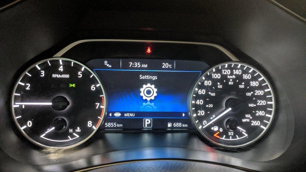 2019 Nissan Murano SV AWD CVT in Regina, Saskatchewan - 2 - w1024h768px
