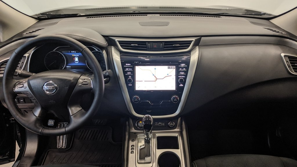 2019 Nissan Murano SV AWD CVT in Regina, Saskatchewan - 15 - w1024h768px