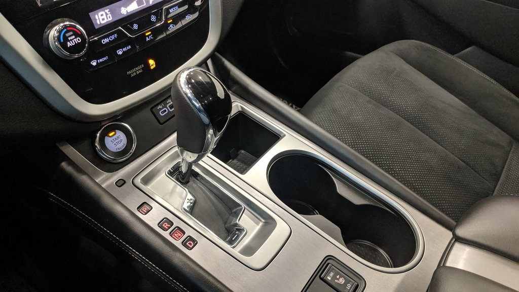 2019 Nissan Murano SV AWD CVT in Regina, Saskatchewan - 4 - w1024h768px