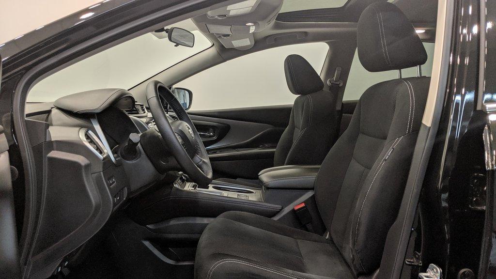 2019 Nissan Murano SV AWD CVT in Regina, Saskatchewan - 11 - w1024h768px