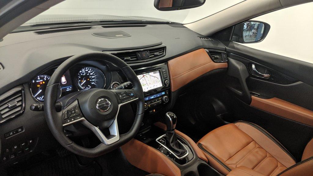 2019 Nissan Rogue SL in Regina, Saskatchewan - 10 - w1024h768px