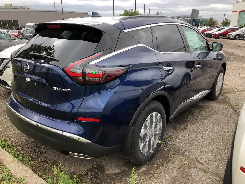 2019 Nissan Murano SV AWD CVT in Mississauga, Ontario - 4 - w1024h768px