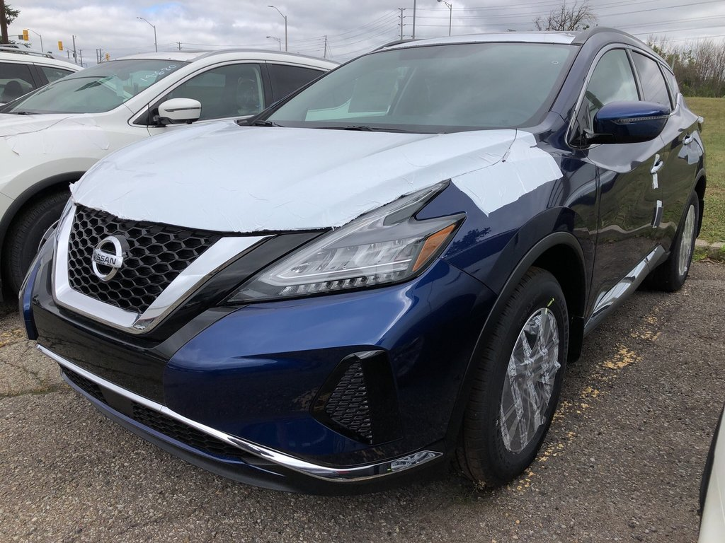 2019 Nissan Murano SV AWD CVT in Mississauga, Ontario - 1 - w1024h768px