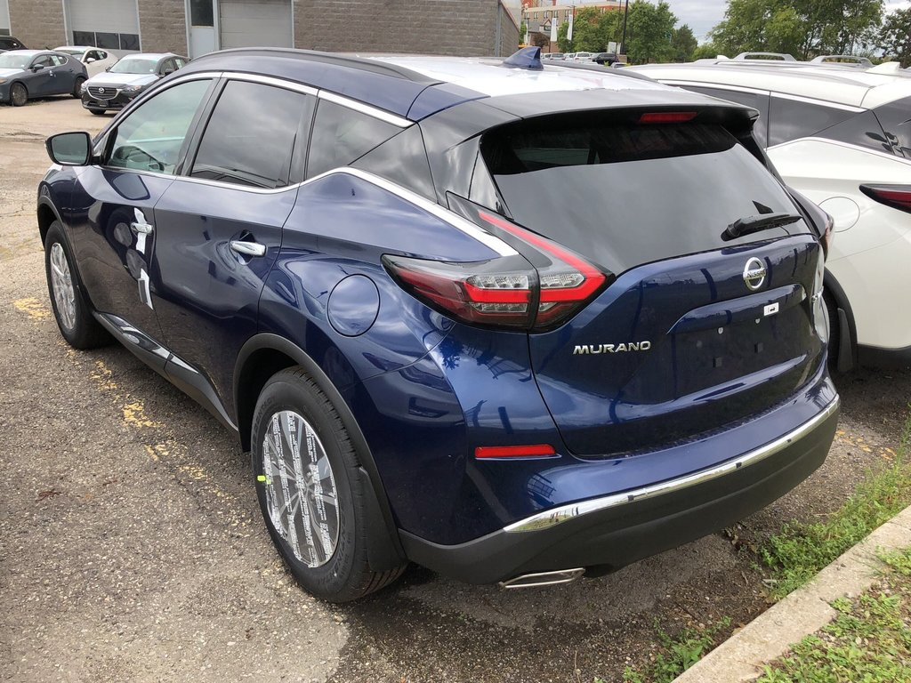 2019 Nissan Murano SV AWD CVT in Mississauga, Ontario - 5 - w1024h768px