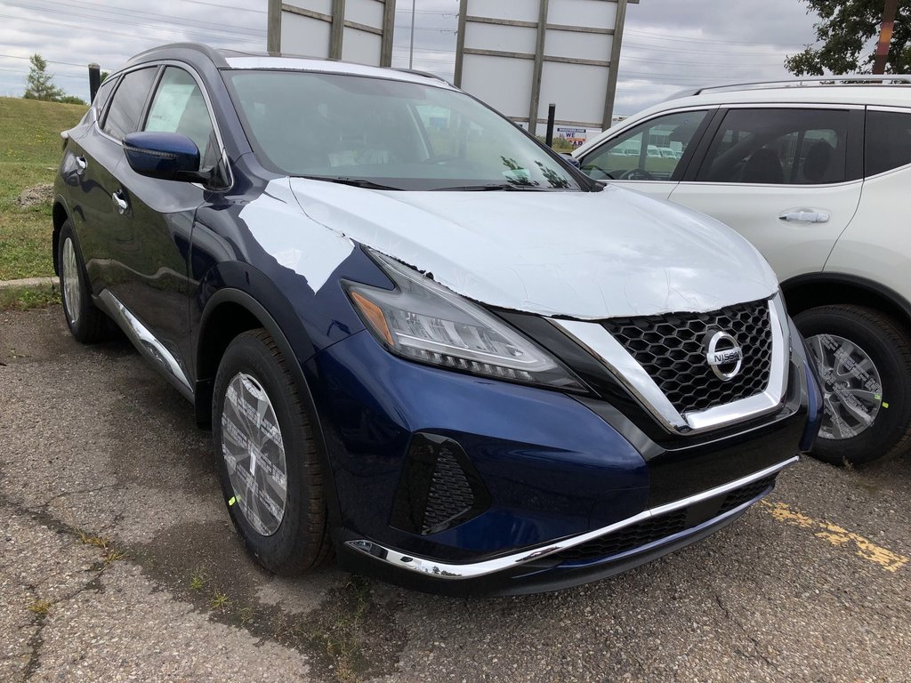 2019 Nissan Murano SV AWD CVT in Mississauga, Ontario - 3 - w1024h768px