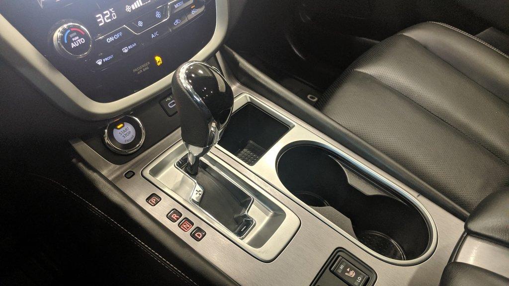 2019 Nissan Murano SL AWD CVT in Regina, Saskatchewan - 4 - w1024h768px