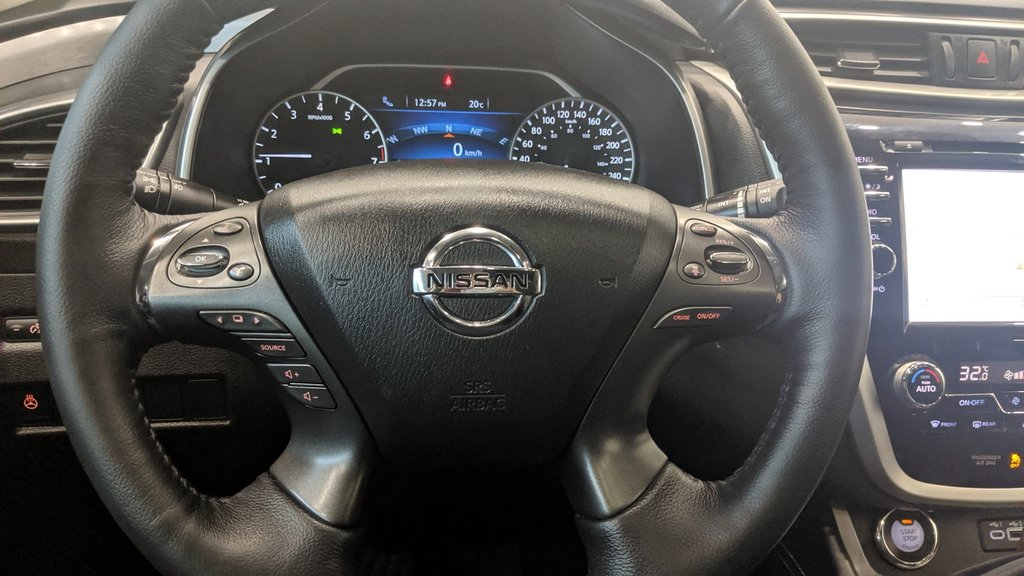 2019 Nissan Murano SL AWD CVT in Regina, Saskatchewan - 5 - w1024h768px