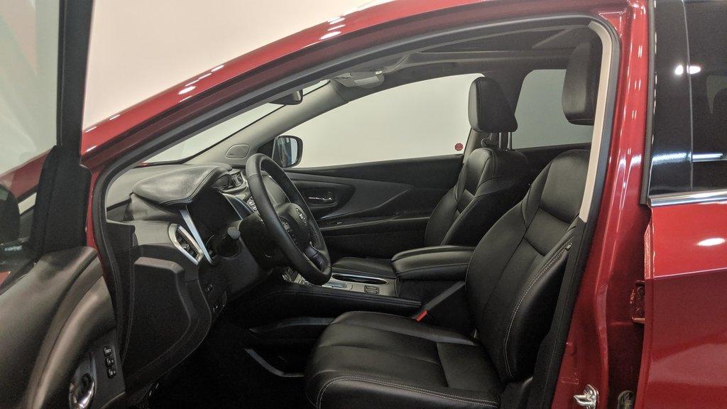 2019 Nissan Murano SL AWD CVT in Regina, Saskatchewan - 12 - w1024h768px