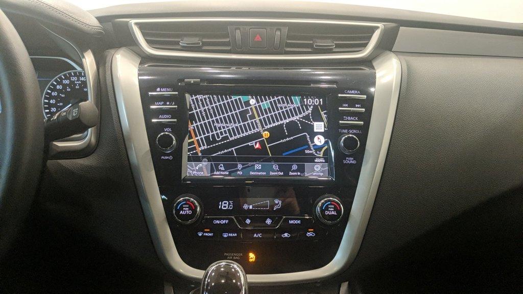 2019 Nissan Murano SL AWD CVT in Regina, Saskatchewan - 8 - w1024h768px