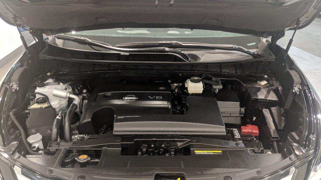 2019 Nissan Murano SL AWD CVT in Regina, Saskatchewan - 20 - w1024h768px