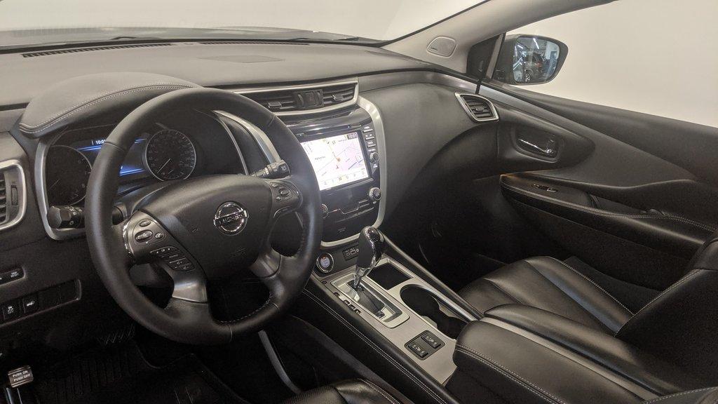 2019 Nissan Murano SL AWD CVT in Regina, Saskatchewan - 10 - w1024h768px