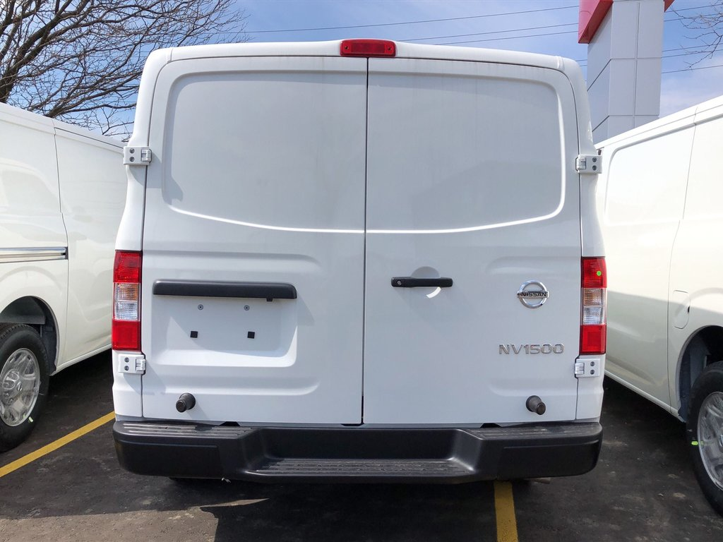 2019 Nissan NV 1500 Cargo S V6 Standard Roof in Mississauga, Ontario - 3 - w1024h768px