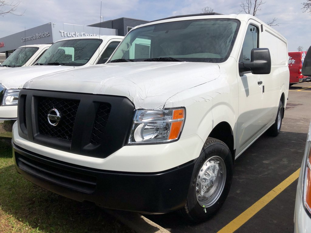 2019 Nissan NV 1500 Cargo S V6 Standard Roof in Mississauga, Ontario - 1 - w1024h768px