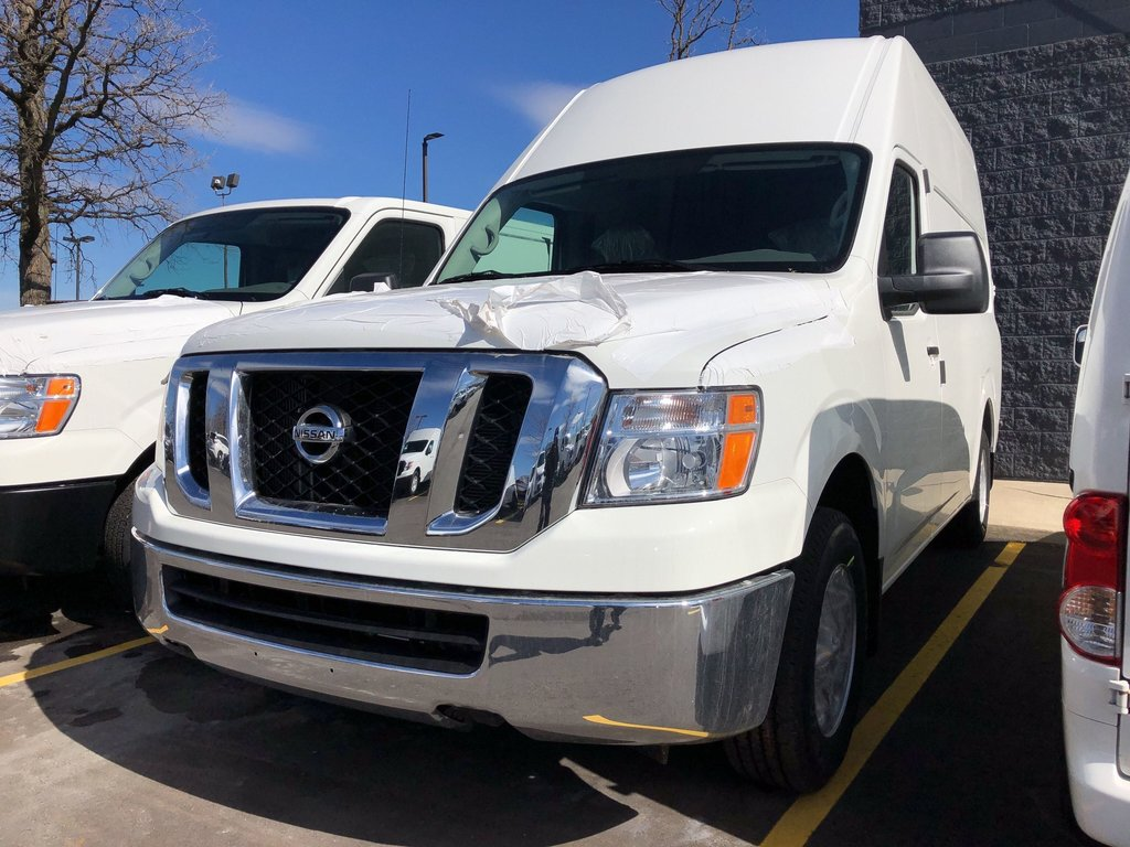 2019 Nissan NV 2500 Cargo SV V6 High Roof in Mississauga, Ontario - 1 - w1024h768px