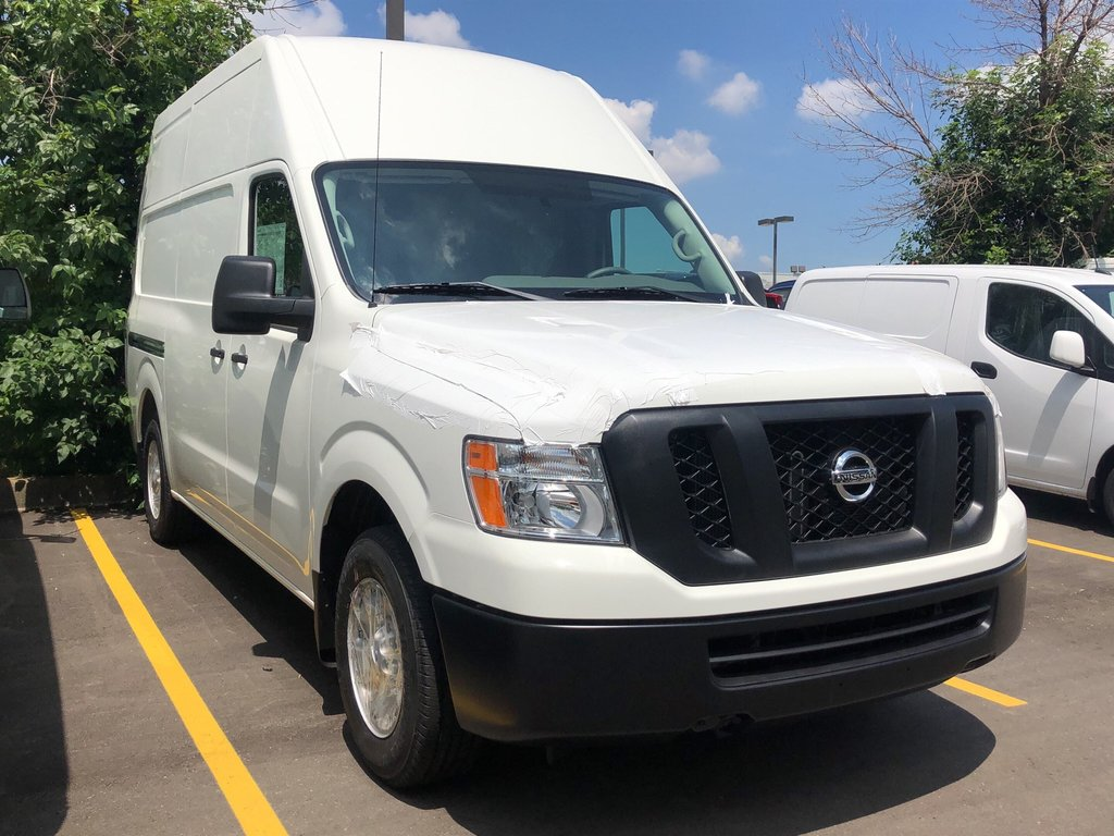 2019 Nissan NV 2500 Cargo S V6 High Roof in Mississauga, Ontario - 3 - w1024h768px