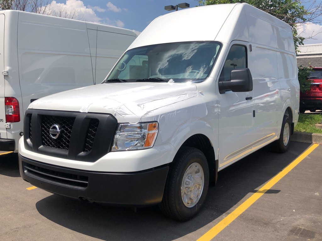 2019 Nissan NV 2500 Cargo S V6 High Roof in Mississauga, Ontario - 1 - w1024h768px