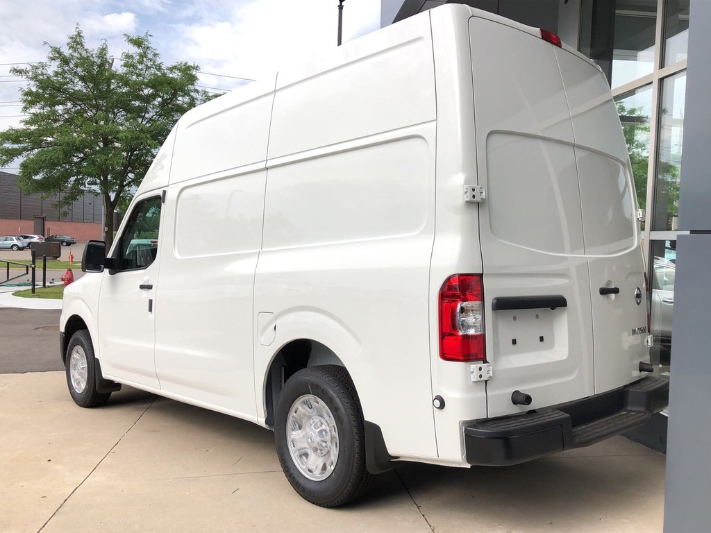 2019 Nissan NV 2500 Cargo S V6 High Roof in Mississauga, Ontario - 5 - w1024h768px