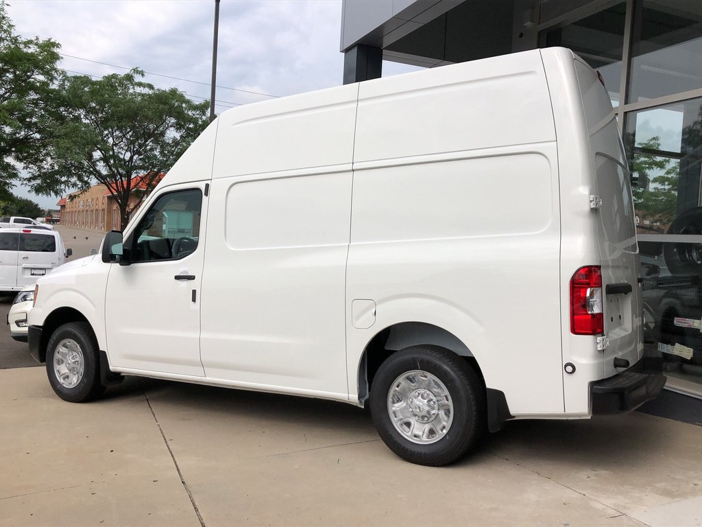 2019 Nissan NV 2500 Cargo S V6 High Roof in Mississauga, Ontario - 4 - w1024h768px