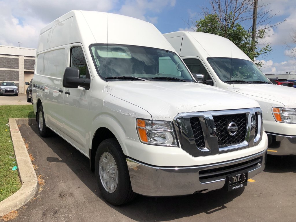 2019 Nissan NV 2500 Cargo SV V6 High Roof in Mississauga, Ontario - 3 - w1024h768px