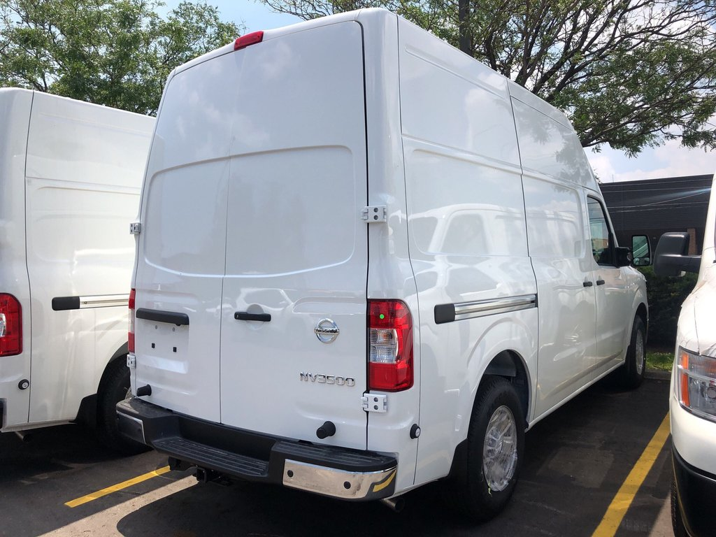 2019 Nissan NV 3500 Cargo SV V8 High Roof in Mississauga, Ontario - 4 - w1024h768px