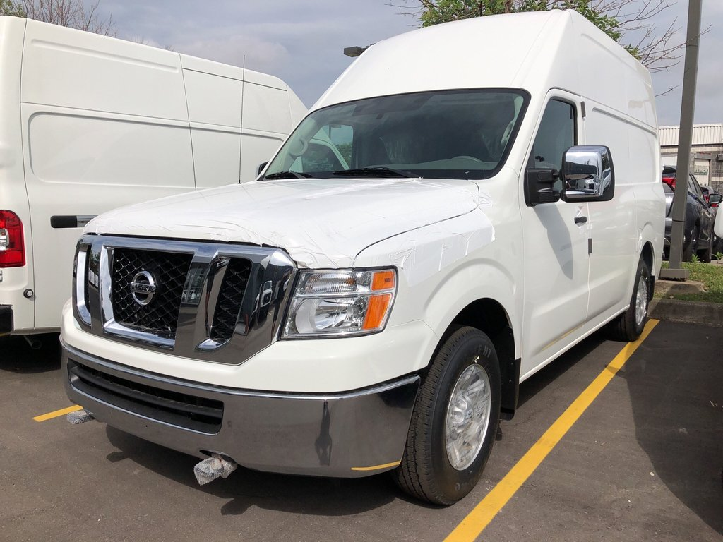 2019 Nissan NV 3500 Cargo SV V8 High Roof in Mississauga, Ontario - 1 - w1024h768px