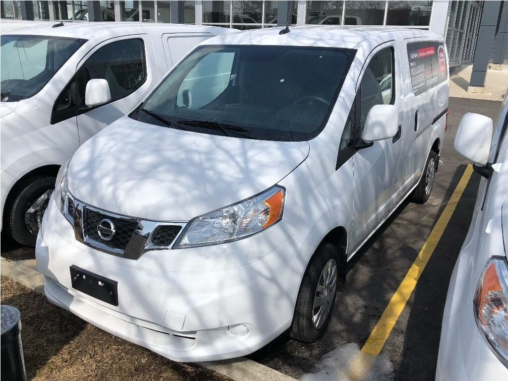 2018 Nissan NV200 Compact Cargo SV in Mississauga, Ontario - 1 - w1024h768px