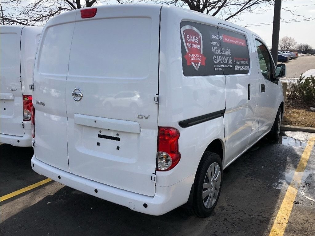2018 Nissan NV200 Compact Cargo SV in Mississauga, Ontario - 3 - w1024h768px