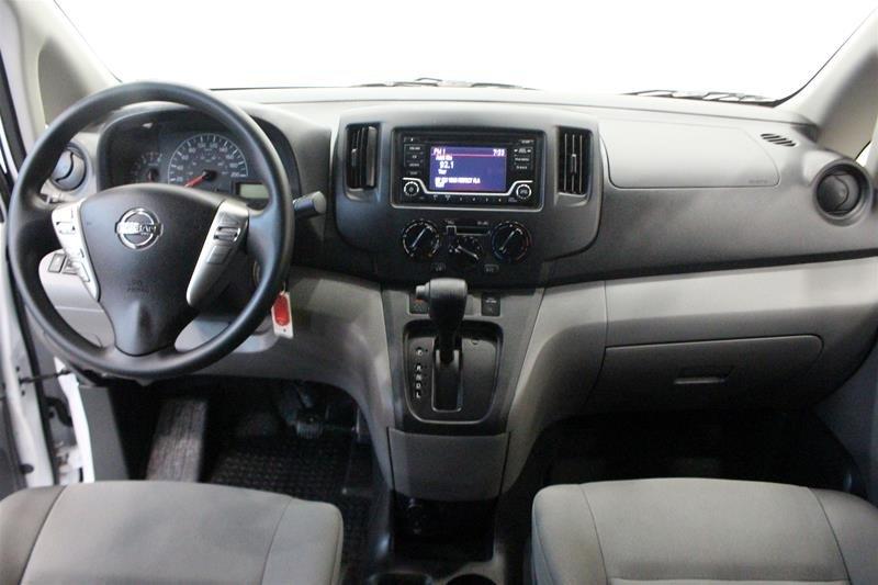 2018 Nissan NV200 Compact Cargo S in Regina, Saskatchewan - 14 - w1024h768px