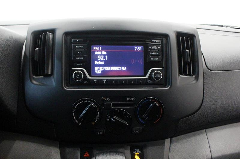 2018 Nissan NV200 Compact Cargo S in Regina, Saskatchewan - 7 - w1024h768px