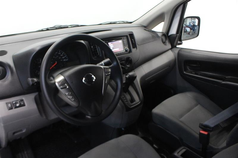2018 Nissan NV200 Compact Cargo S in Regina, Saskatchewan - 9 - w1024h768px