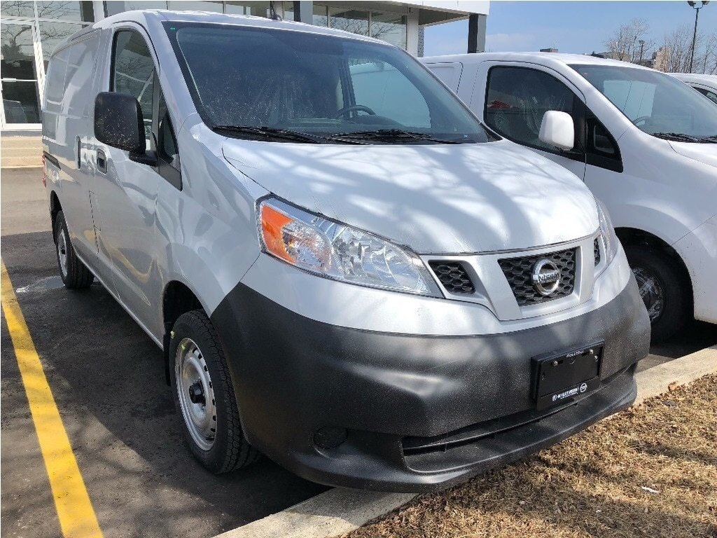 2019 Nissan NV200 Compact Cargo S in Mississauga, Ontario - 3 - w1024h768px